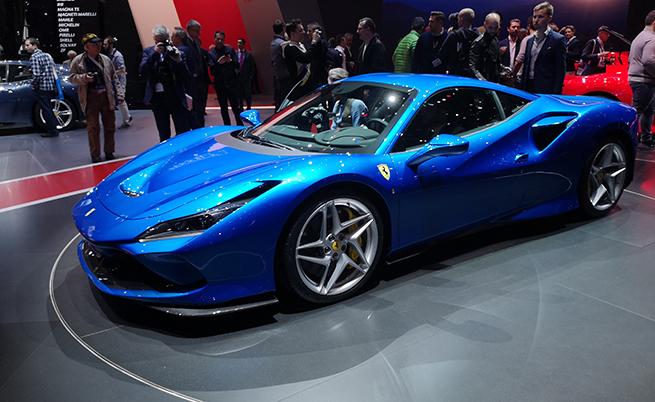 Ferrari V8 Tributo