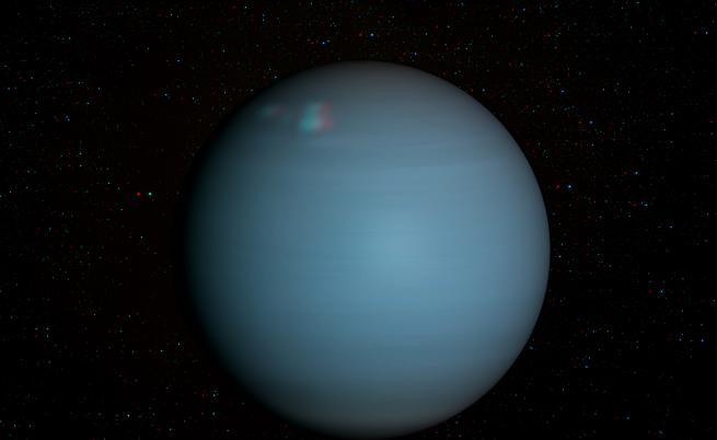 Планетата, която обикаля Слънцето за 84г., е открита днес