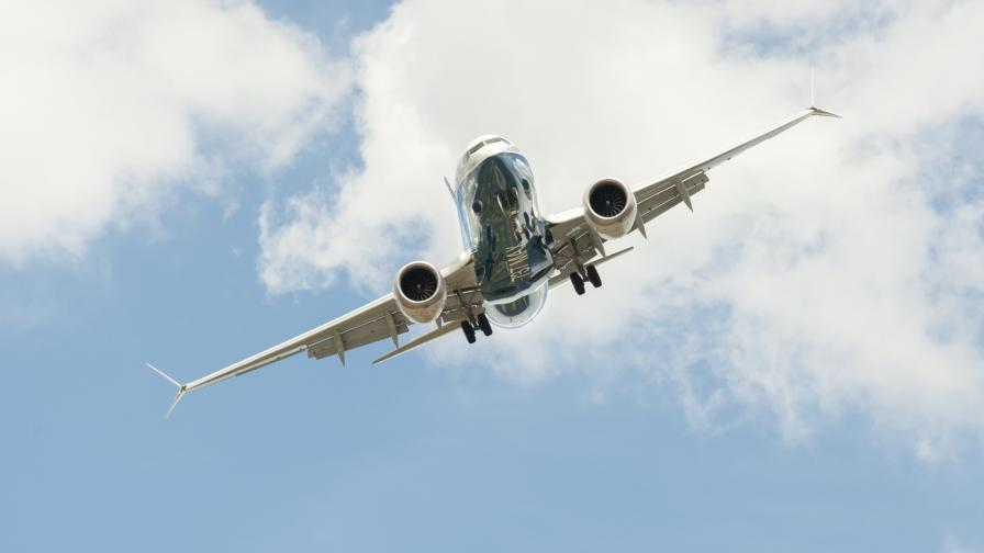 Боинг 737 MAX