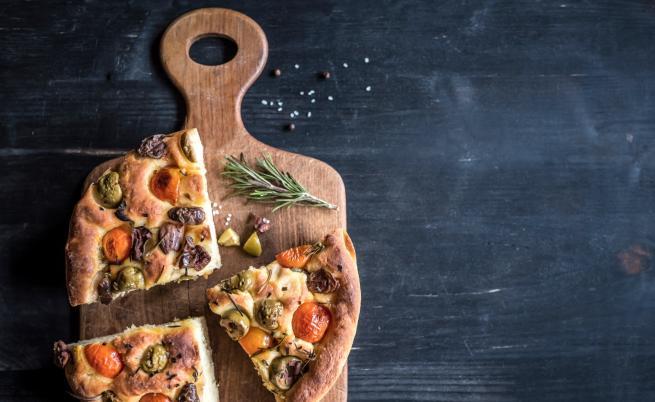 Нито пица, нито питка – италианската фокача