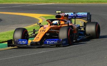 Ландо Норис се извини за думите си след Гран При на Португалия