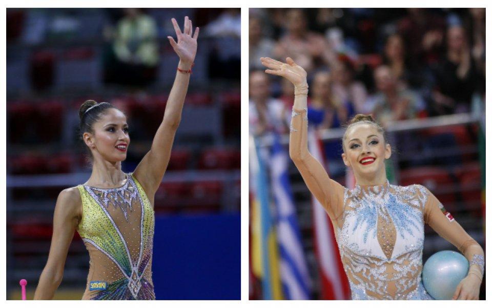 Владинова и Калейн с по два златни медала от финалите на
