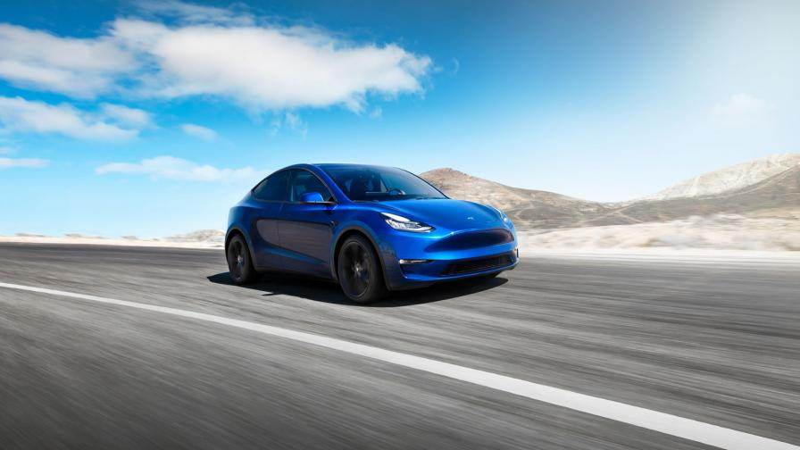 <p>Tesla Model Y: нищо ново и интересно</p>