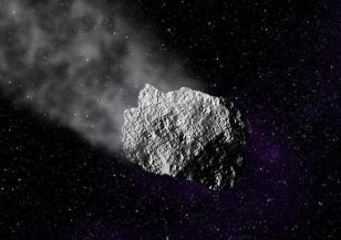 Към Земята се носи астероид