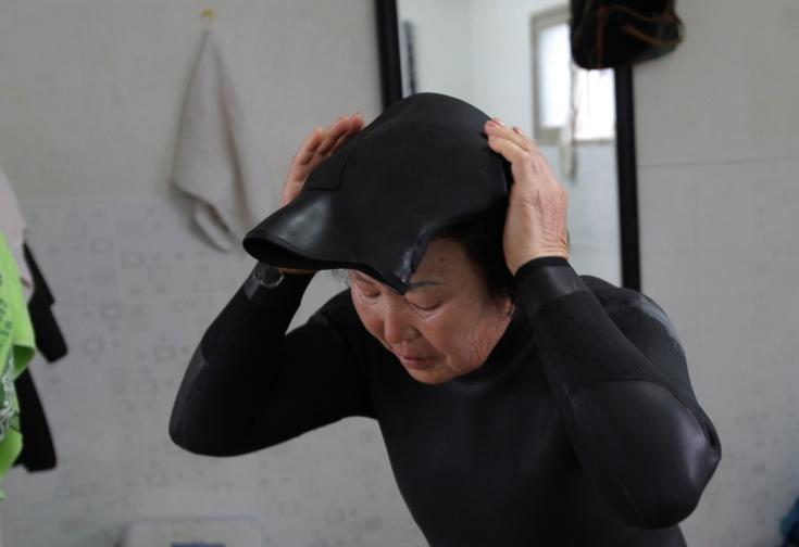 Вдъхновените хаеню Корея