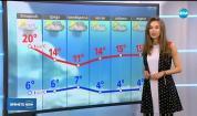 Прогноза за времето (19.03.2019 - обедна емисия)