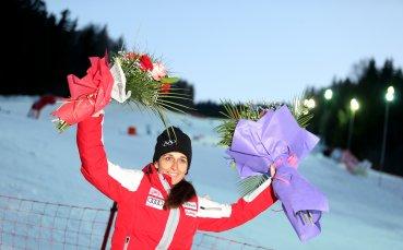 Мария Киркова сложи край на кариерата си с бенефис на Витоша