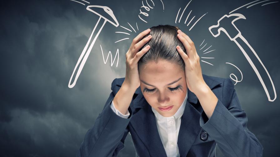 Стресът, страшното оръжие на динамичния 21-ви век