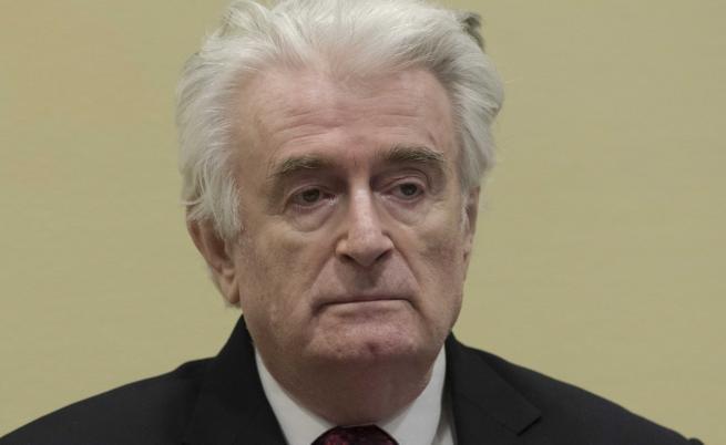 Осъдиха Радован Караджич на доживотен затвор