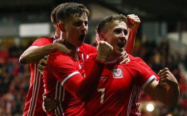 Юноша на Ливърпул зарадва Уелс преди старта на квалификациите
