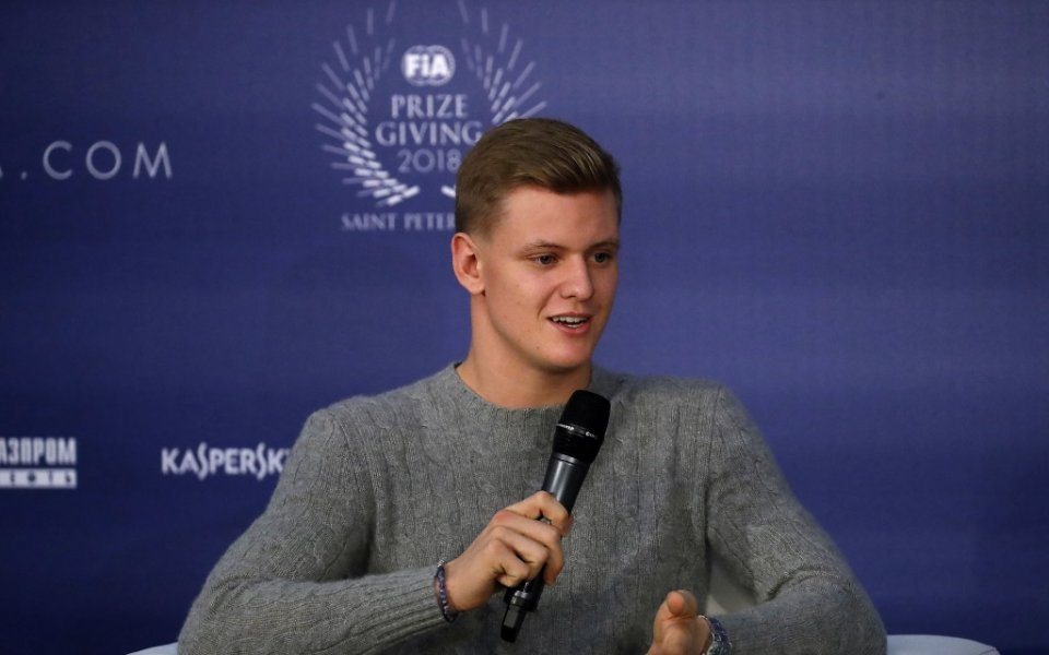 Михаел Шумахер мечтаел да изведе сина си до Формула 1