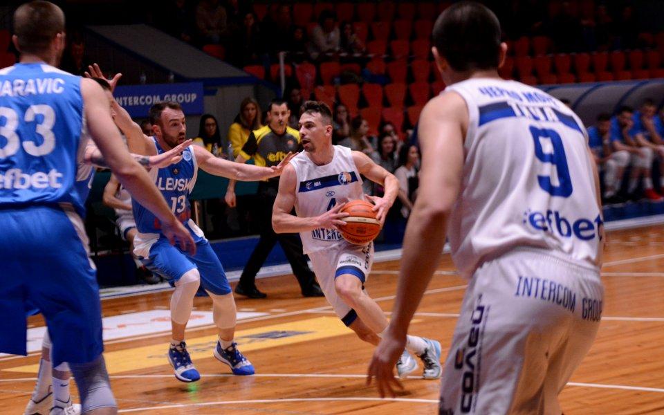 Черно море Тича взе втора победа в НБЛ