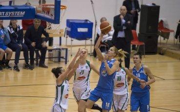 Берое се класира за финала на Адриатическата лига по баскетбол за жени