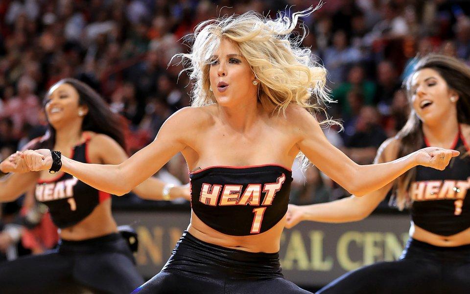 Колко горещо беше тази нощ в НБА?