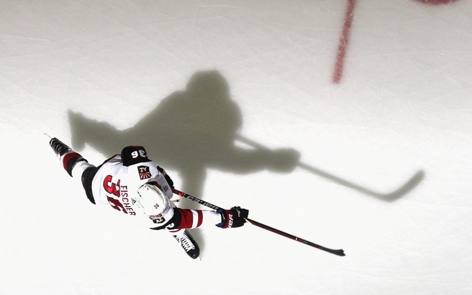 Какви бяха резултатите от НХЛ през нощта?