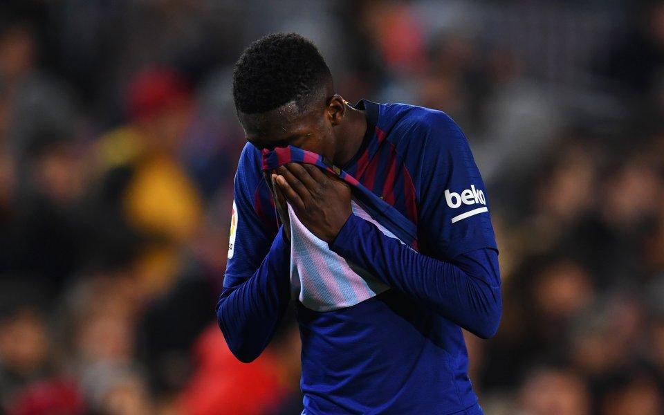 Нови неприятности за Барселона