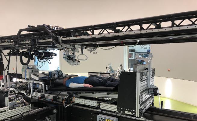 Изкуствена гравитация може да помага на космонавтите