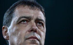 Петър Хубчев подал молба за разтрогване на договора си с БФС