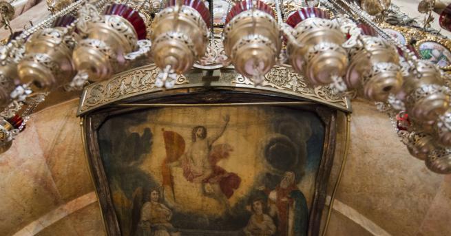 Православната църква днес чества Събор на Св. Арахангел Гавриил-Св. Арахангел