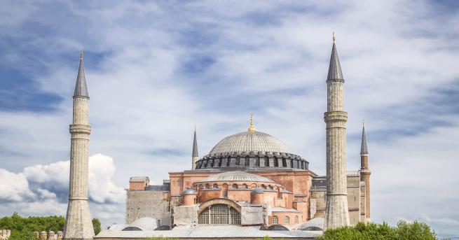 """Свят Помпео: Турция да запази статута на """"Света София"""" Това"""