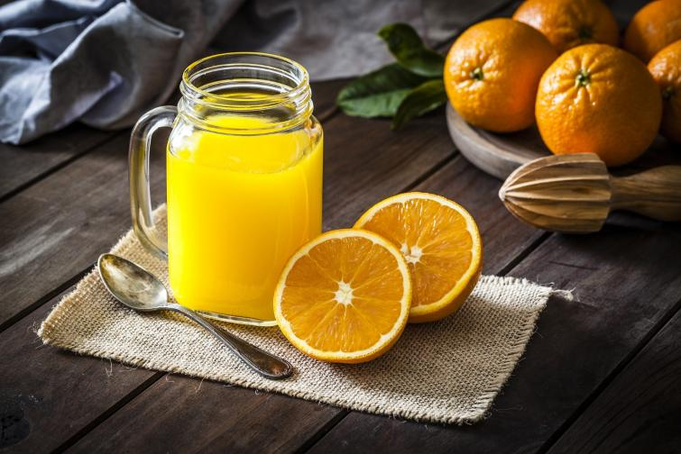 Цитруситеса полезни срещу пролетна умора заради високото си съдържание навитаминС.