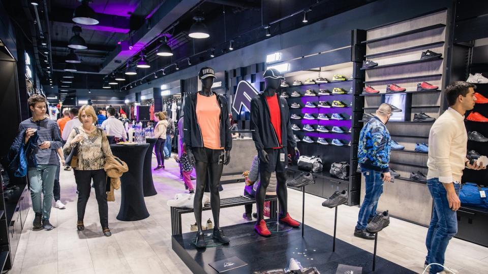 Българският спортен бранд FLAIR с нов магазин
