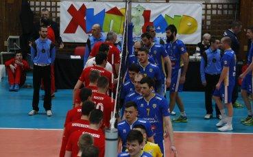 Ясна е пълната програма за полуфиналните плейофи в Суперлигата