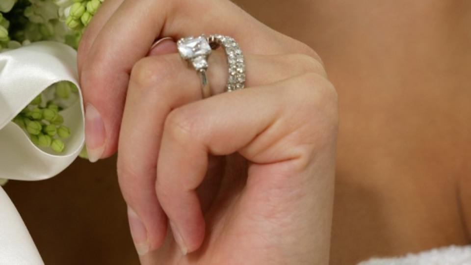 Какво се случва с халките след края брака?
