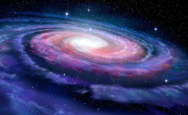 Едни от първите звезди се намират в сърцето на Млечния път