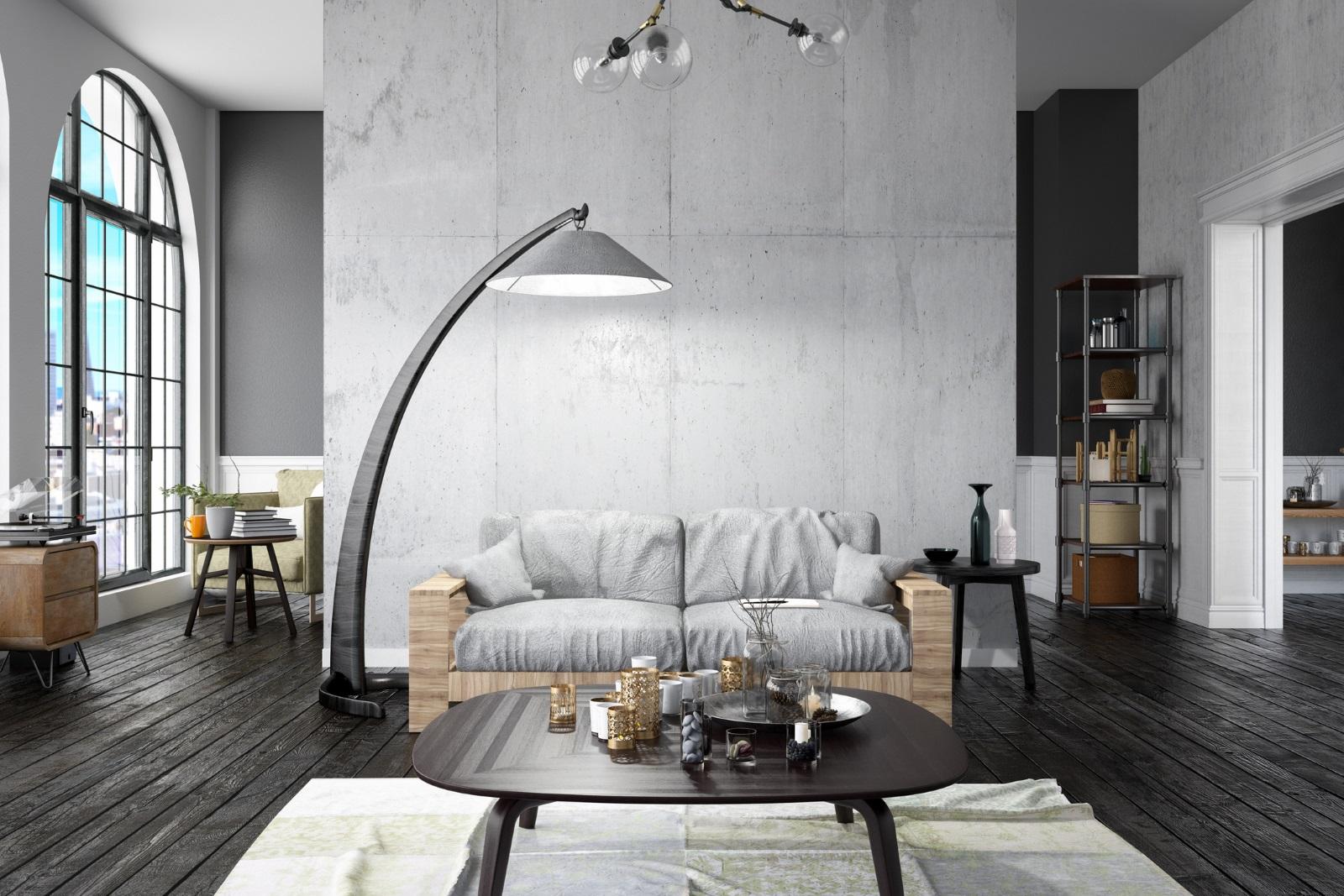 Осигурете повече светлина в помещенията с допълнителни лампи.