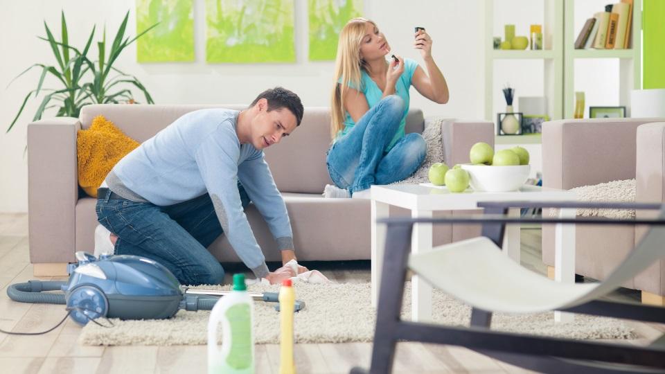 Да превърнеш мъжа си в слуга не е повод за гордост