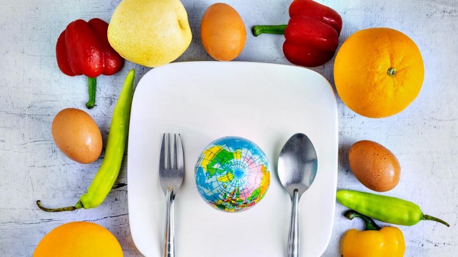 Учени откриха диета, добра за нас и планетата ни