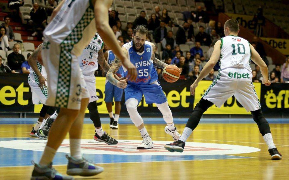 Полуфиналите в баскетбола стартират на Гергьовден