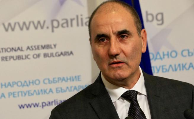 Цветан Цветанов се връща в парламента