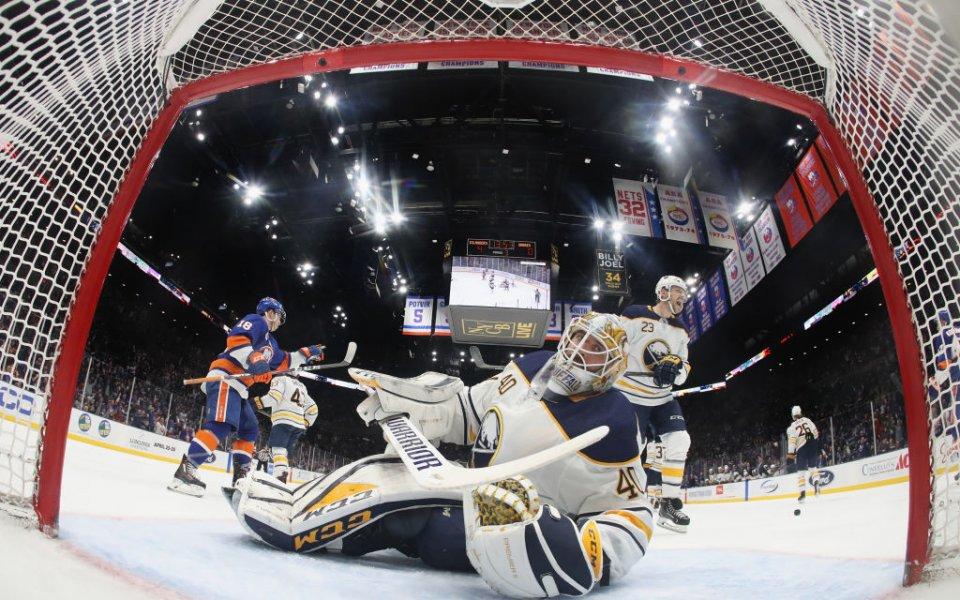 Айлендърс пречупи Отава в НХЛ