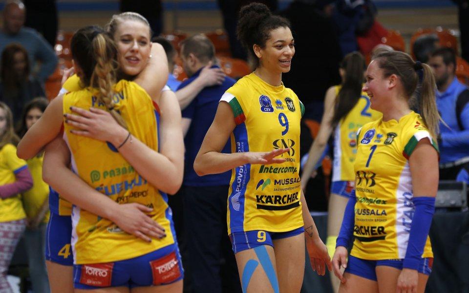 Марица гостува на Славия в отложен мач