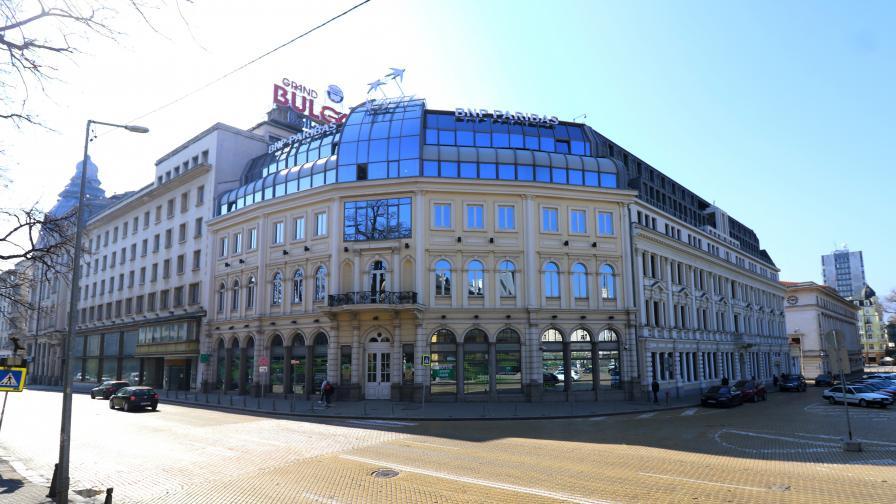 комплекс българия зала