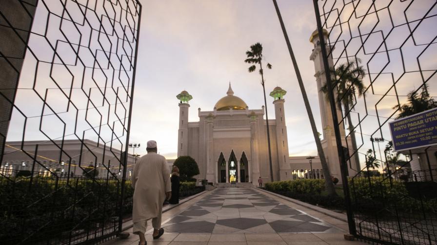 <p>Бруней въведе шериата - от убиване с камъни до рязане на ръце</p>