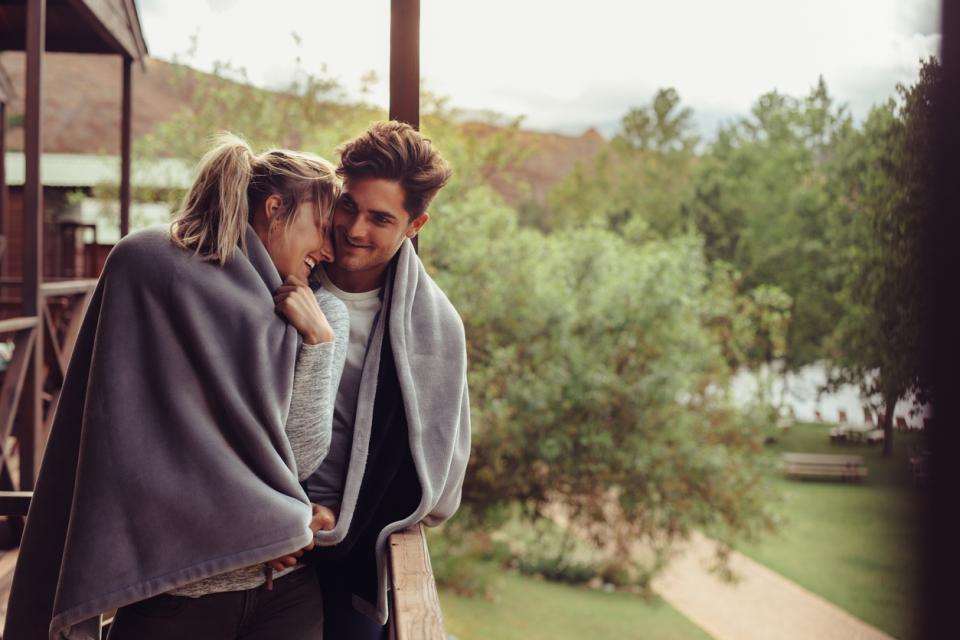 двойка любов връзка