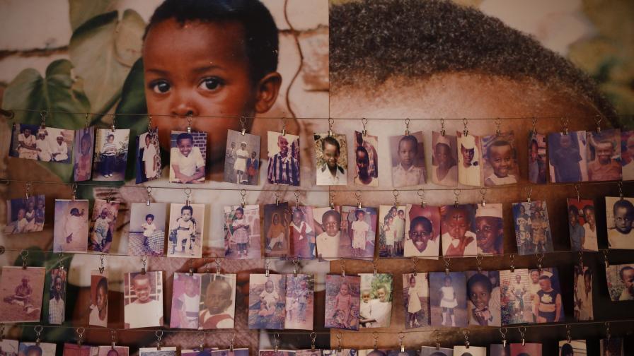 <p>25 години след геноцида в <strong>Руанда</strong></p>
