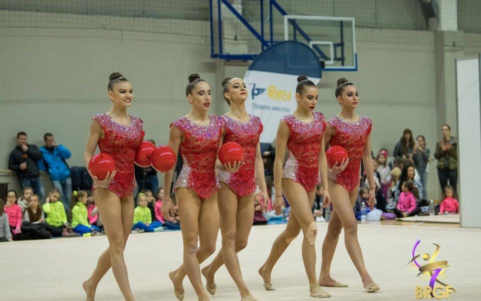 Ансамбълът на България заема трето място във временното класиране за
