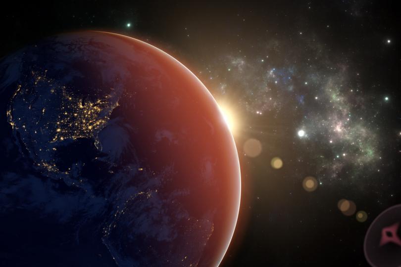 <p>На 13.10 - Ще има и внезапни обрати - влюбвания и бързи развръзки, защото Венера ще застане с опозиция на Уран - планета на бързата и неочаквана промяна</p>