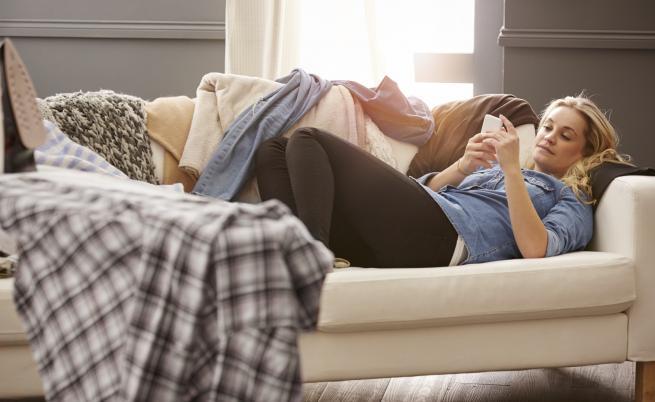 Няколко причини да НЕ чистим вкъщи днес (СНИМКИ)