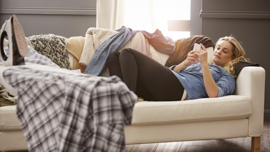 <p>Няколко причини да <strong>НЕ чистим</strong> вкъщи днес (СНИМКИ)</p>