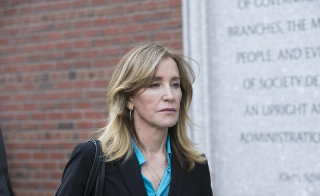 Фелисити Хъфман се призна за виновна, отложиха пускането на филм с нея