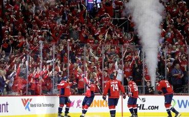 Вашингтон се разправи с Тампа в НХЛ