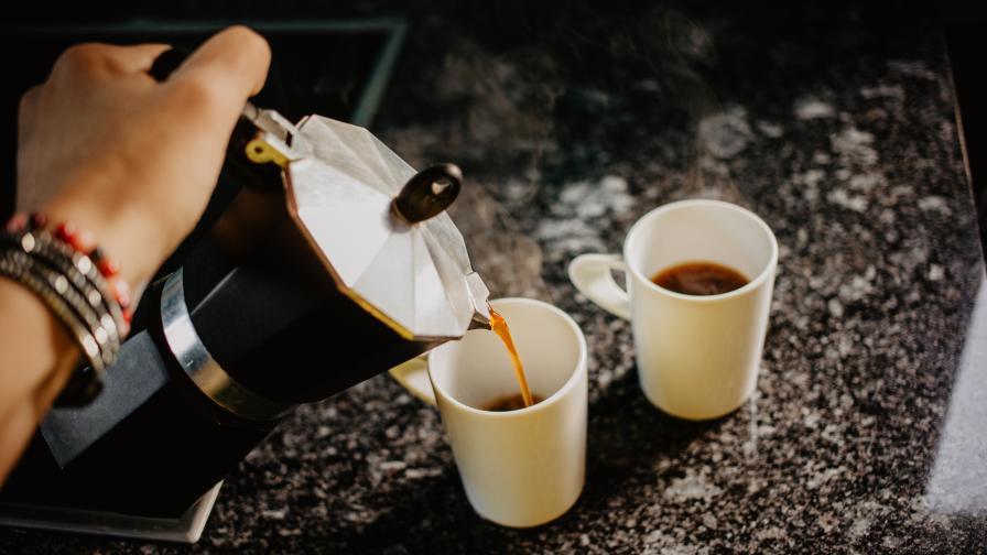 <p><strong>Кафето </strong>вече&nbsp;не е жизненоважно за хората&nbsp; &nbsp;&nbsp;</p>