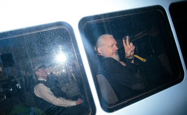 Министър одобри екстрадицията на Асандж в САЩ