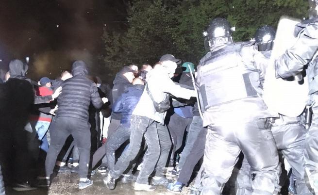 Борисов: Да са ми докладвали – да сме изпратили още полицаи