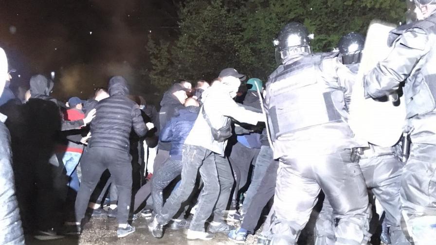 <p>Борисов: Да са ми докладвали &ndash; да сме изпратили още полицаи. Падна оставка</p>